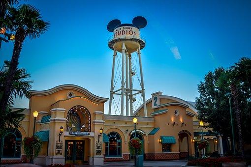 Un voyage organisé à Disneyland