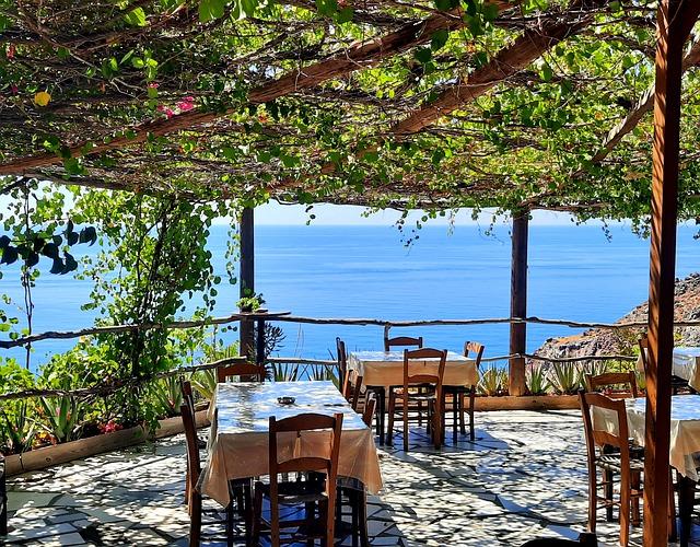Top 3 des meilleurs restaurants en bord de mer