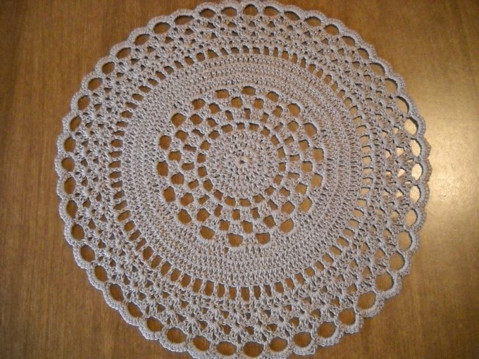How To Crochet A Tablecloth For Beginners Microfinanceindia