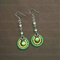 15 DIY Seed Bead Earring Patterns | Guide Patterns