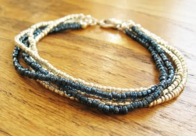 How To Make Bracelets From Vintage Earrings