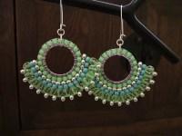 15 DIY Seed Bead Earring Patterns | Guide Patterns