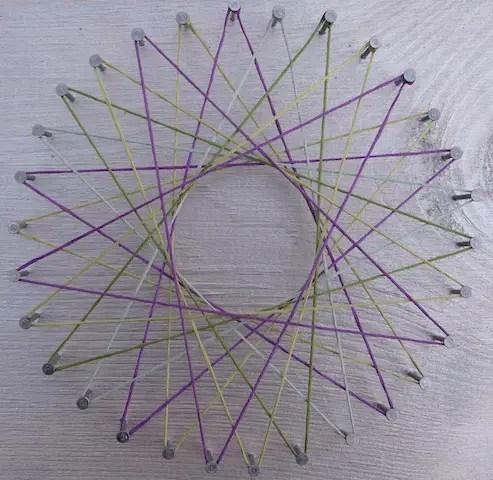 String Art Design
