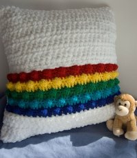 27 Easy Crochet Pillow Patterns | Guide Patterns