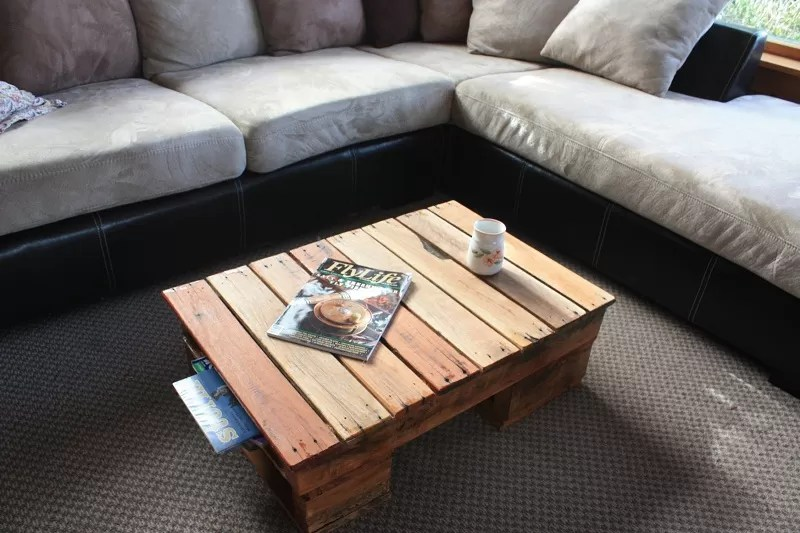 diy living room side tables bar 18 pallet coffee guide patterns table