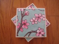 20 Cool DIY Tile Coasters | Guide Patterns