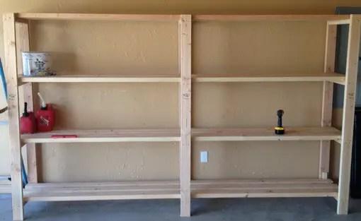 20 DIY Garage Shelving Ideas  Guide Patterns