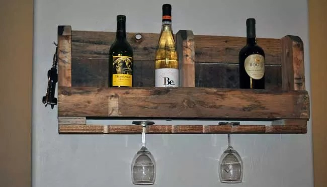 14 Easy DIY Wine Rack Plans  Guide Patterns