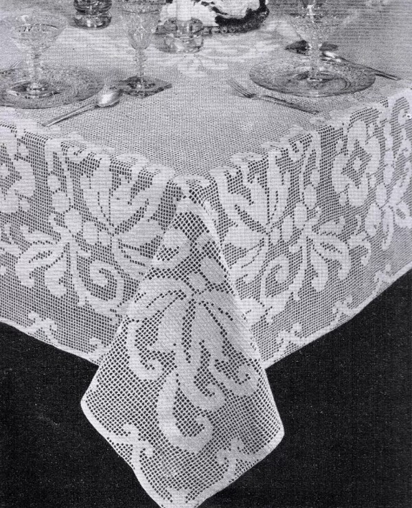 Easy Crochet Lace Tablecloth Patterns Guide