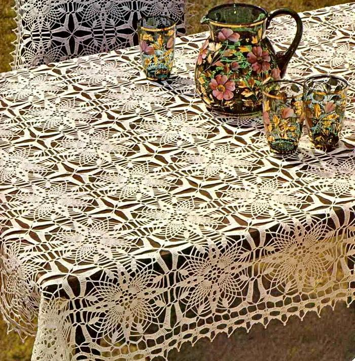 free crochet square pattern diagram cat5 home network wiring 18 easy lace tablecloth patterns | guide