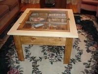 20 DIY Shadow Box Coffee Table Plans | Guide Patterns