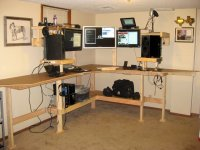 21 DIY Standing or Stand Up Desk Ideas