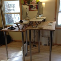 Tall Office Chair For Standing Desk Wooden Childrens Table And Chairs Kmart 21 Diy Or Stand Up Ideas Guide Patterns