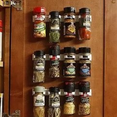 Kitchen Cabinet Spice Rack Home Depot Kraftmaid Cabinets Diy Rack: Instructions And Ideas | Guide Patterns