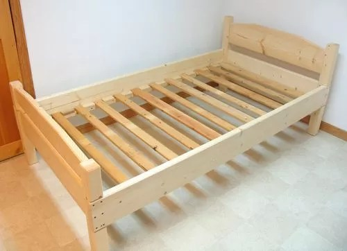 sofa bed queen size philippines natuzzi sofas quality how to build a wooden frame: 22 interesting ways ...