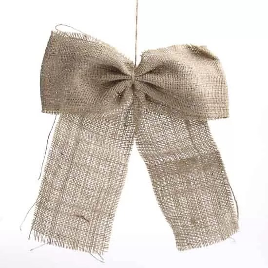 15 Engrossing Ways To Make A Burlap Bow Guide Patterns