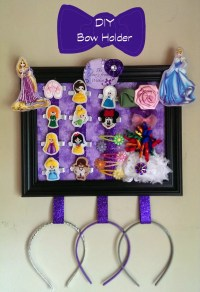 25 Fascinating Ways to Make a Hair Bow Holder | Guide Patterns