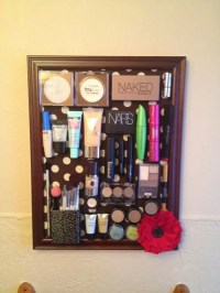 14 DIY Magnetic Makeup Board Tutorials | Guide Patterns