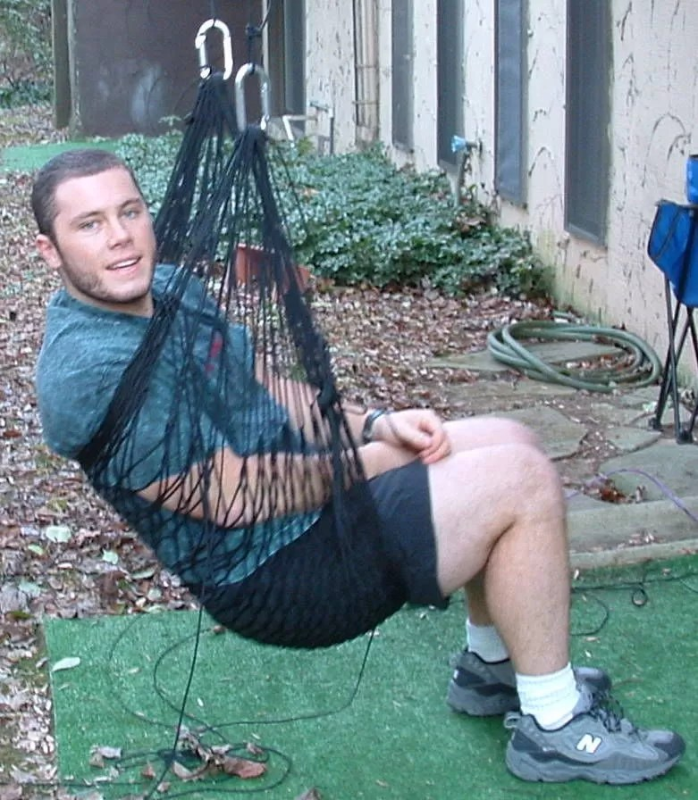 swing hammock chair yellow banquet covers 11 cool paracord designs   guide patterns