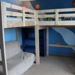 Bunk Bed Desk Diy Marcuscable Com