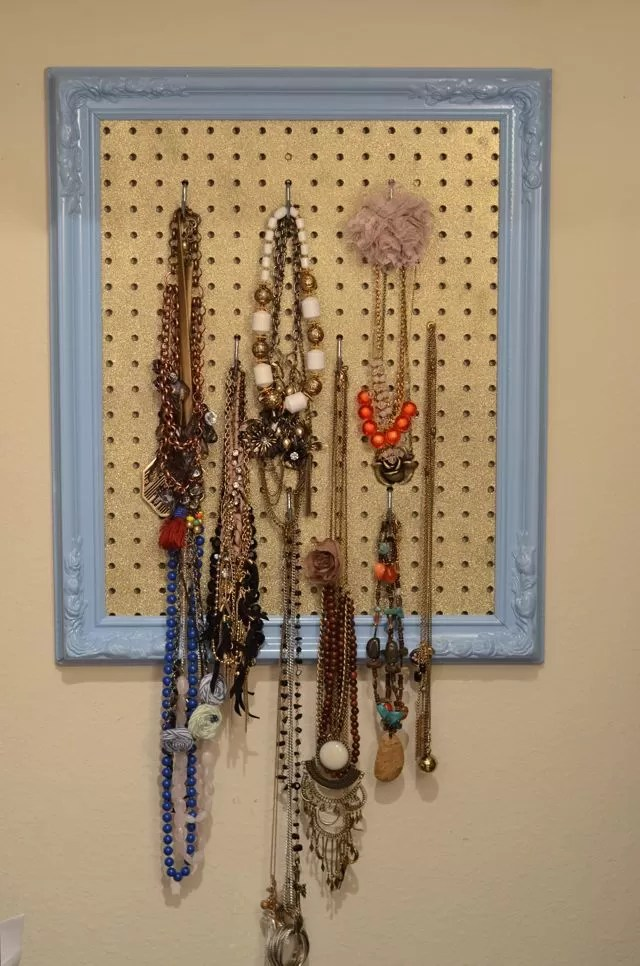 25 Cool Diy Ideas For Making A Jewelry Holder Guide Patterns