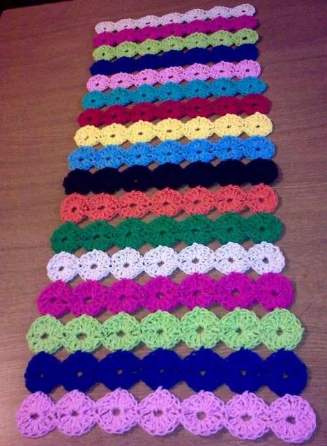 free leaf crochet pattern diagram trane wiring 2307 32 table runner patterns | guide