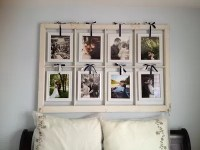 DIY Window Pane Picture Frame: 19 Ideas