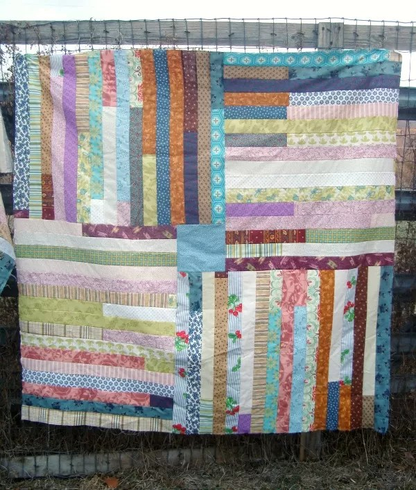 Quilts Made Jelly Rolls