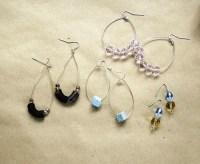 DIY Earrings | Guide Patterns