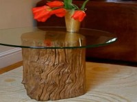 11 Tree Stump Side Table Designs | Guide Patterns