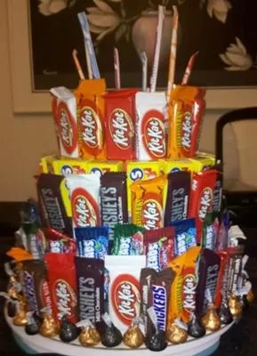 Candy Bar Cake 15 Cool Ideas Guide Patterns