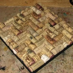 Diy Kitchen Counters Most Popular Appliance Color Wine Cork Trivet: 15 Interesting Ways To Make | Guide Patterns
