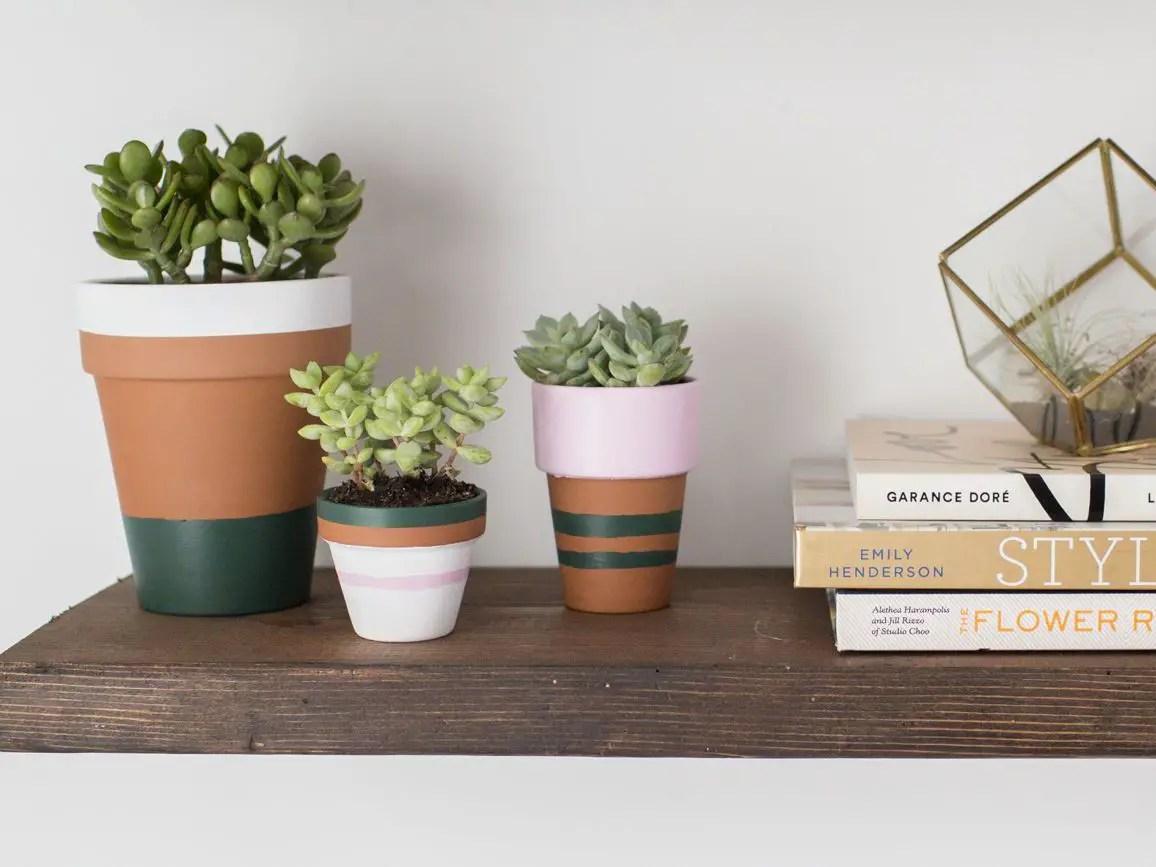 Sealing Terracotta Pots
