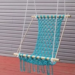 Mesh Task Chair Poang Chairs 7 Macramé Hammock Patterns With Instructions | Guide