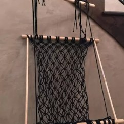 Macrame Hammock Chair Office Chairs With Lumbar Support 7 Macramé Patterns Instructions | Guide