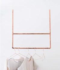 23 Pipe Clothing Rack DIY Tutorials | Guide Patterns