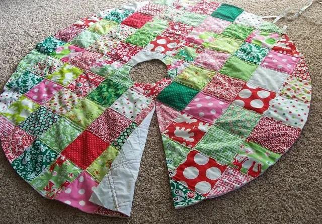 Ruler Skirt Pattern Tree 10 Wedge Degree