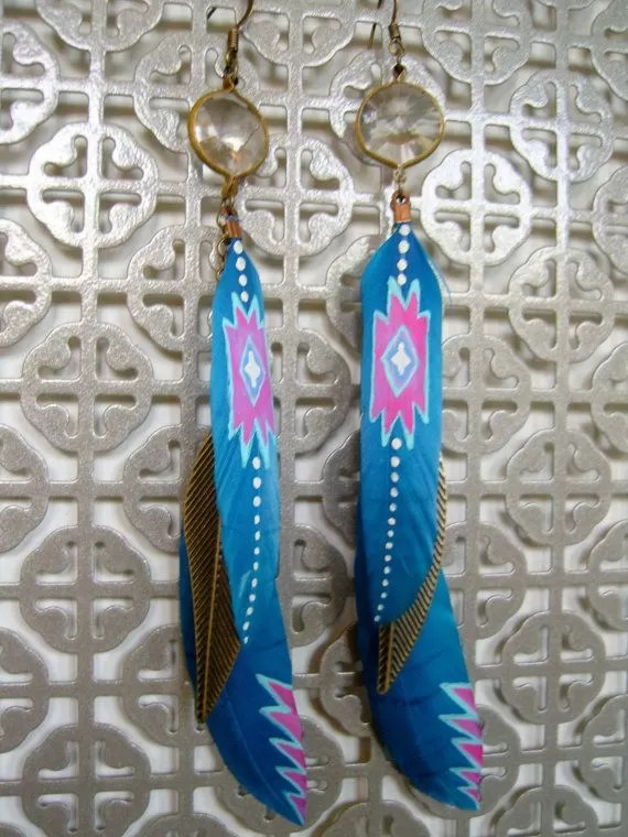 Painted Feathers 10 Innovative Ideas Guide Patterns
