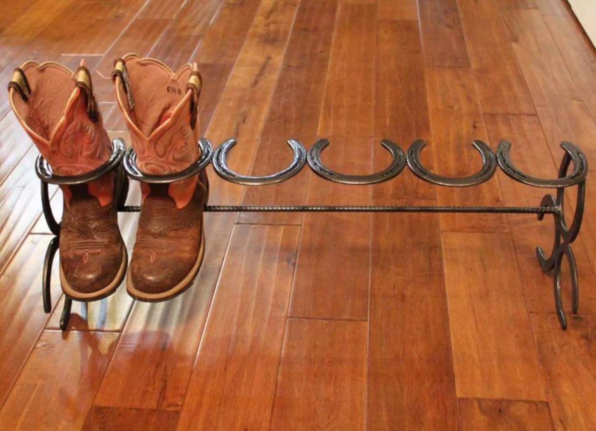 5 Horseshoe Boot Rack Ideas Guide Patterns