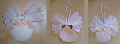 41 DIYs To Make Angel Christmas Ornaments Guide Patterns