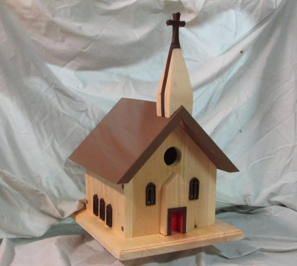 Free Birdhouse Plans Guide Patterns