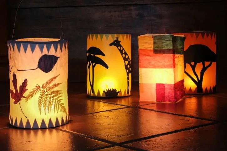 DIY Lanterns  Guide Patterns