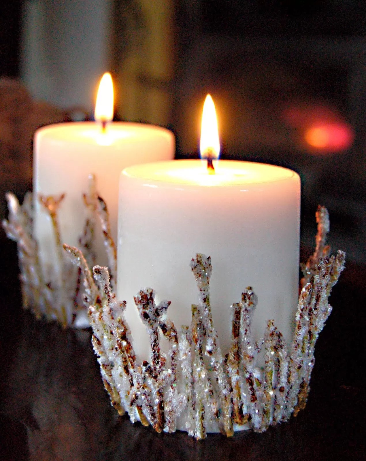 5 Twig Candle Holder Ideas  Guide Patterns