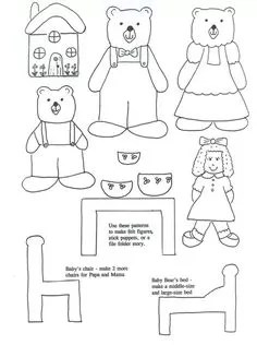 76+ DIY Finger Puppets Instruction, Printable Templates