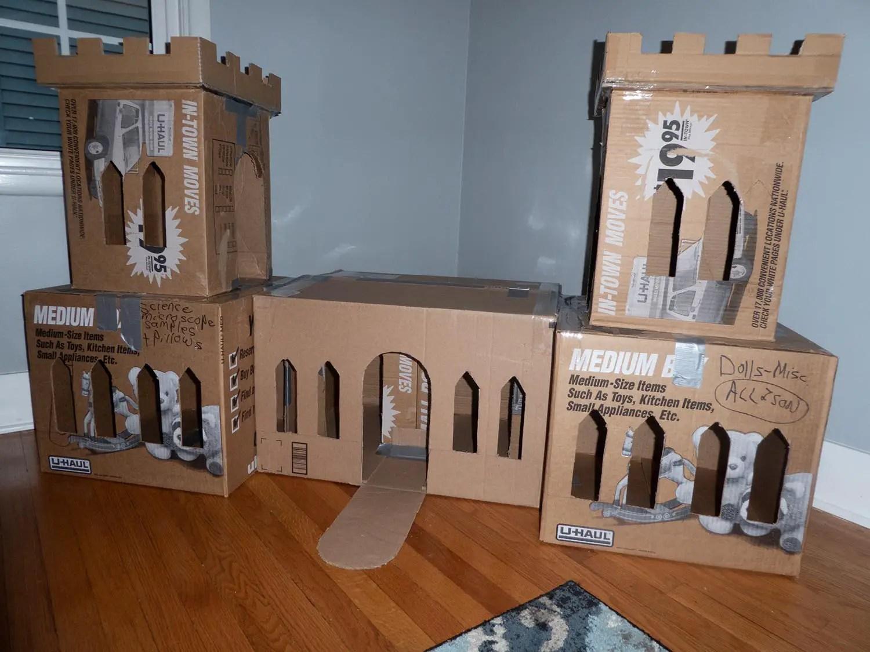 13 cat castle diys