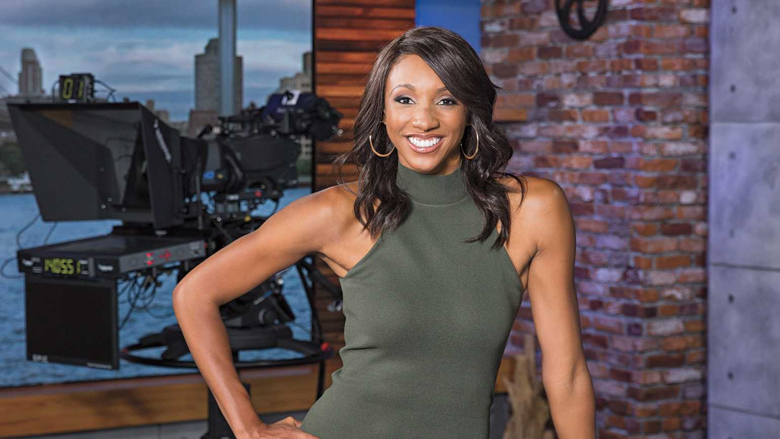 Espn S Maria Taylor Relies On Faith To Guide Her Career