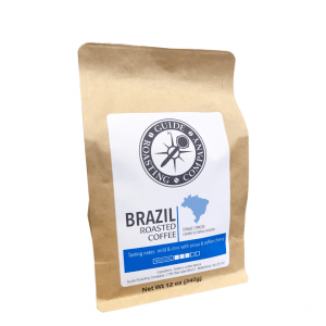 Brazil Single Origin – medium roast