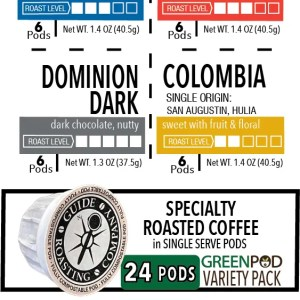 Traditional Roasts GreenPod- Multi Pack