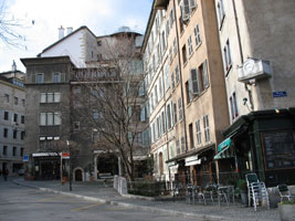Squares of Geneva, a look at the city's town-planning