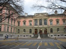 L'extension de Genève après la Révolution de 1846